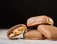 Глазурь кондитерская - шоколадная 5/3 (светло-коричневая)