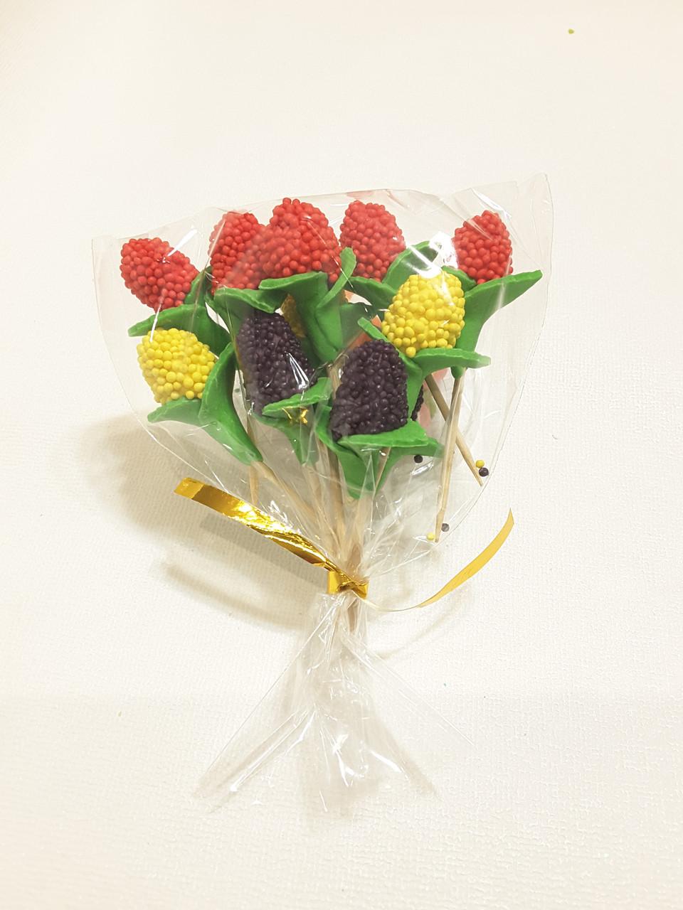 Фигурки и цветы из мастики купить харькове, протея цветок купить в новосибирске