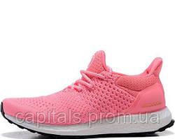 """Женские кроссовки Adidas Ultra Boost """"Uncaged Rose"""""""