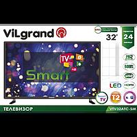 Телевизор SMART ViLgrand VTV32AТC-SМ