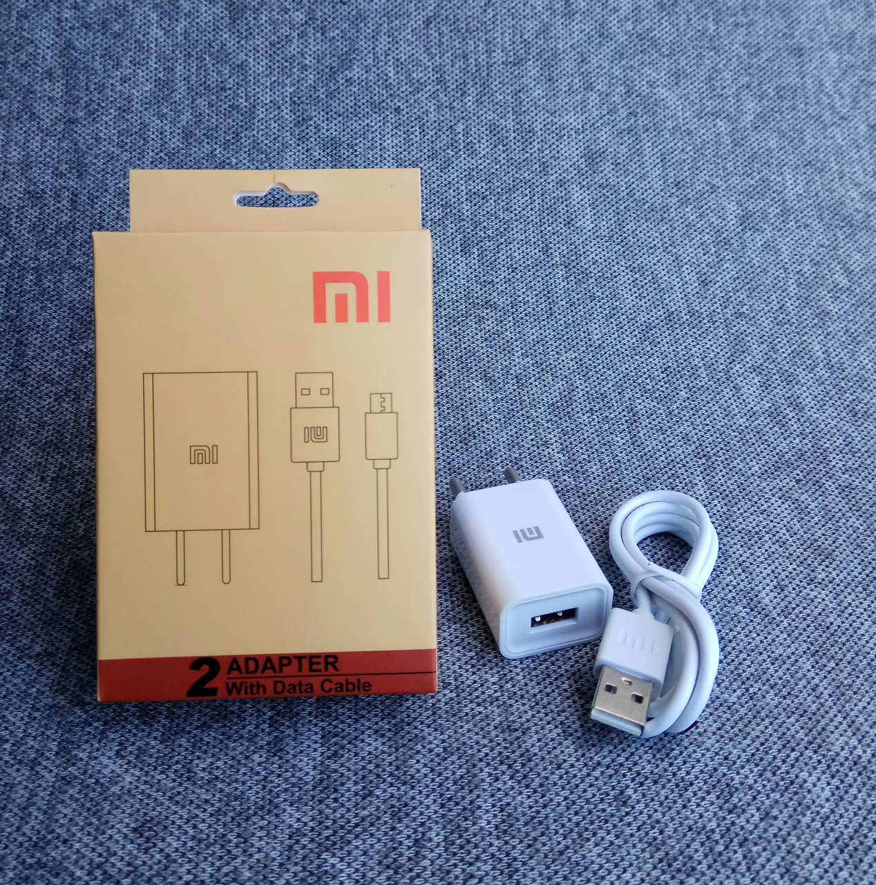 Сетевая зарядка Xiaomi 5v 2a