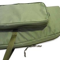 Чехол для ружья LeRoy Protect (двойная защита) 1,3 м Multicam, фото 3