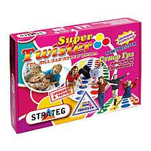 Твистер Super 2 в 1 (укр) «Strateg» (11386)