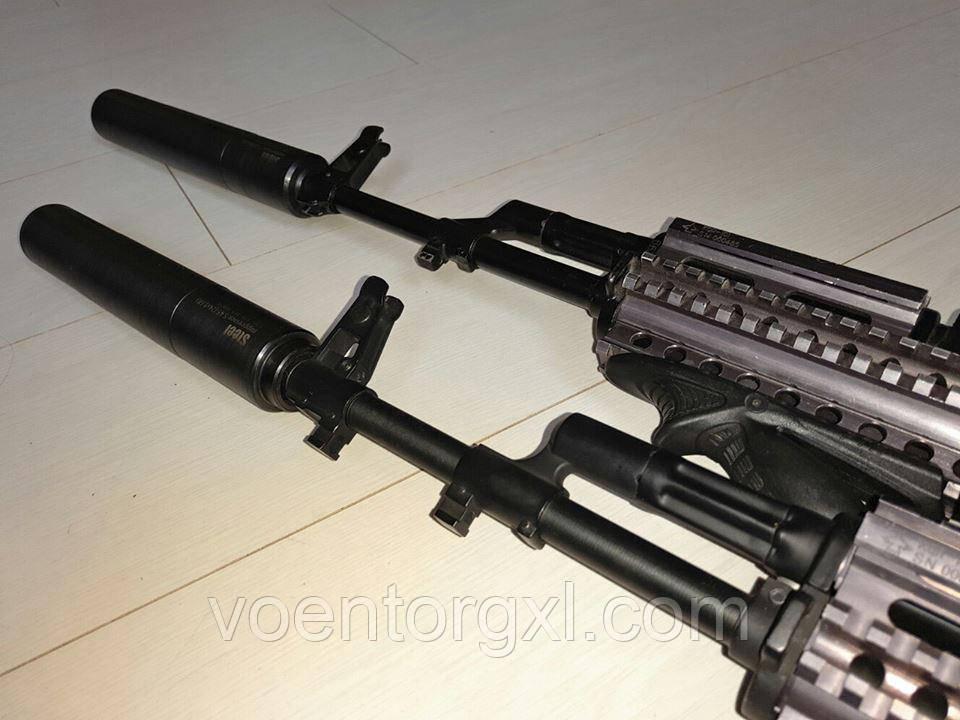Глушник 5.45 24x1.5 Rh Gen II для АК74