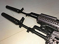 Глушник 5.45 24x1.5 Rh Gen II для АК74, фото 1