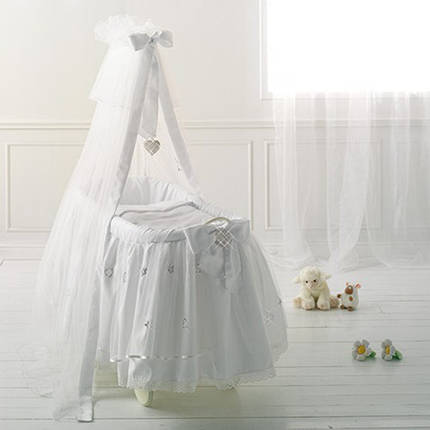 Колыбель Baby Expert CRADLE DIAMANTE, фото 2