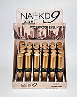 Подводка Eye Liner NAKED9 Waterproof XRS devoiler, фото 1
