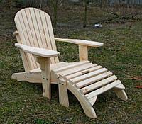 Кресло Гетьман. Адирондак для отдыха