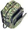 Рюкзак тактический RECORD Tactic TY-9281 50 л пиксель зеленый (58х36х17 см.), фото 4