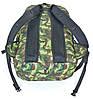 Рюкзак тактический RECORD Tactic TY-9281 50 л пиксель зеленый (58х36х17 см.), фото 8