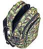Рюкзак тактический RECORD Tactic TY-9281 50 л пиксель зеленый (58х36х17 см.), фото 5