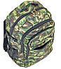 Рюкзак тактический RECORD Tactic TY-9281 50 л пиксель зеленый (58х36х17 см.), фото 3