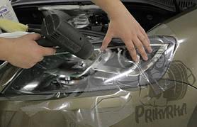 Пленка защитная для фар  1м*30см Clear (прозрачная) (м.)