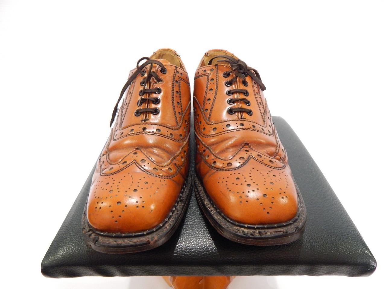 Мужские туфли SVIG р.44 кожа 042TFM