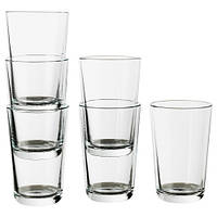 ИКЕА/365+ Стакан, прозрачное стекло, 300 мл 70278358 IKEA, ИКЕА, IKEA 365+