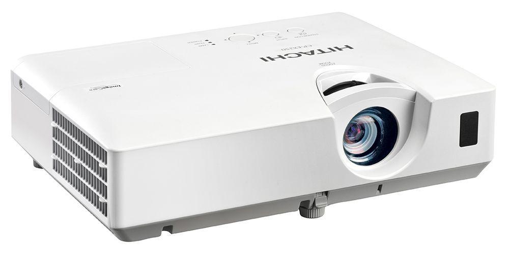 Короткофокусный проектор Hitachi CP-CX301WN