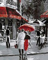 Картина по номерам Городские будни (AS0144) 40 х 50 см ArtStory