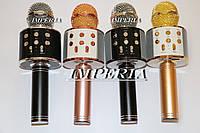 Беспроводной Bluetooth микрофон ktv 858