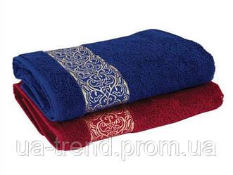 Наборы полотенец из махры 50*90+70*140 2шт.
