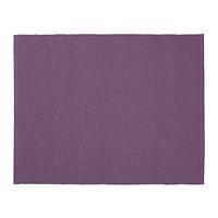 МЭРИТ Салфетка под приборы, фиолетовый, 35x45 см, 90362879 IKEA, ИКЕА, MÄRIT
