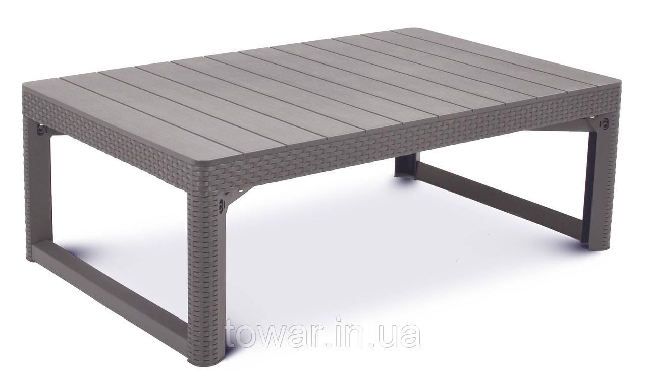Стол пластик LYON для Corfu 2 в 1