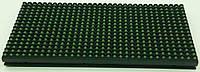 Модуль Led P10 16х32 для наружного применения ЗЕЛЕНЫЙ DIP