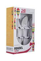 Набор столовых приборов Ringel Cafe 24 пр (RG-3107-24), фото 1