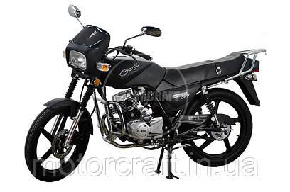 "Мотоцикл ""Soul/Sparta"" Charger Special Black (Минск) 150 куб.см."