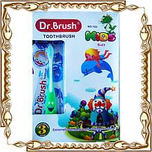 Зубная щетка Brush ДЕТСКАЯ средней жёсткости №103
