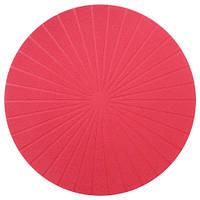 ПАННО Салфетка под приборы, круглый, красный, 37 см 00351149 IKEA, ИКЕА, PANNA