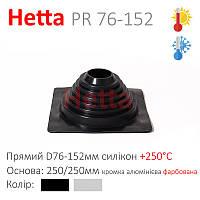Проход кровли для вентиляции Hetta PR 76-152