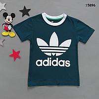 Футболка Adidas для мальчика. 3-4;  5-6 лет