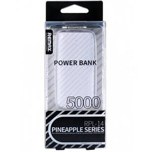 Power Bank Remax Pineapple Power Box 5000 mAh white