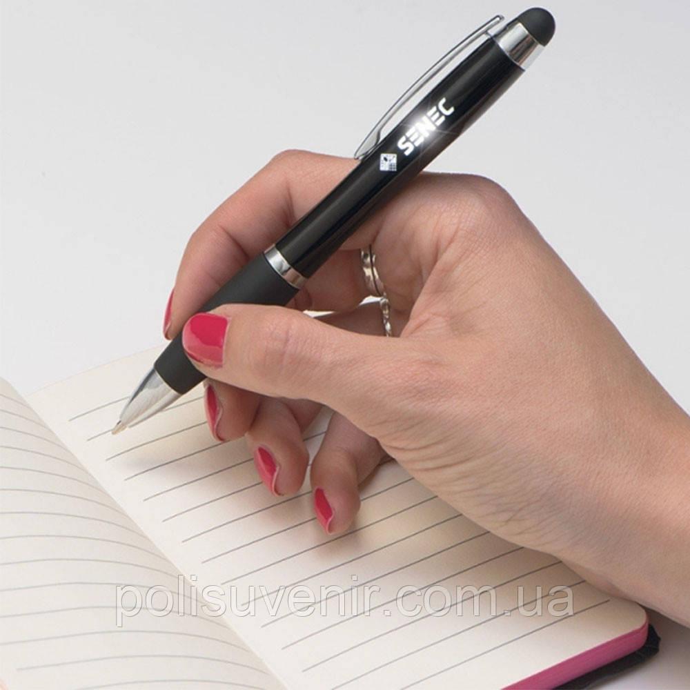 Пластикова ручка-стилус
