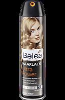 Немецкий лак для волос Balea Ultra Power 5 300 мл