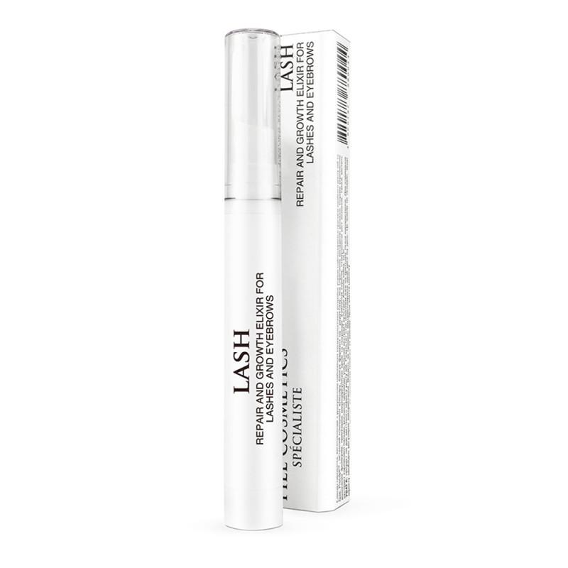 Elixir-serum LASH Эликсир-сыворотка для восстановления и роста ресниц Пьель Косметик 15мл