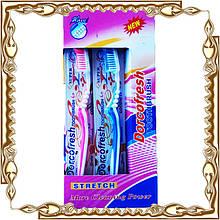 Зубная щетка DorcoFresh 6601 / 6603 12 шт./уп.