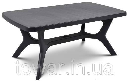 Стол для столовой CURVER BALTIMORE 177x100