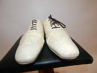 Мужские туфли Zara Man р.44 кожа 044TFM