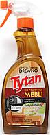 Средство для очистки мебели и электроники Tytan 500 мл.