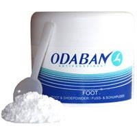 Порошок от запаха для ног и обуви ODABAN, 50 г