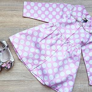Красивое платье на девочек 1-3 года Mini Molly France