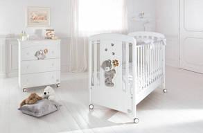 Комод-пеленатор Baby expert Bagnetto Fortunello Meraviglia, фото 2