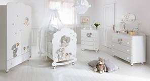 Комод-пеленатор Baby expert Bagnetto Fortunello Meraviglia, фото 3