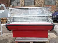 Витрина  РОСС Rimini 1.50 м. б/у., гастрономическая витрина бу., фото 1