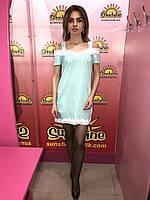 Женское льняное платье  Poliit 8352, фото 1
