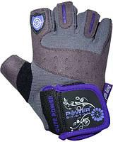 Перчатки Power System CUTE POWER PS 2560(Purple р-р XS)
