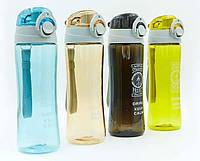 Пляшка для води спортивна FI-6424 500мл Tritan