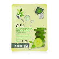 Увлажняющая тканевая маска с огурцом Shelim Hydrating Essence Mask Cucumber