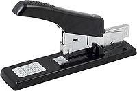 Степлер усиленной мощности buromax bm.4286-01 черный на 100 листов скобы №23